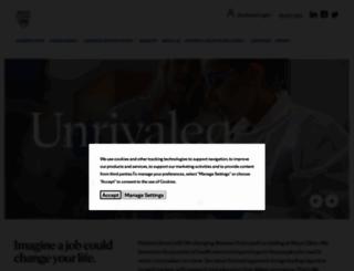 mayo-clinic-jobs.com screenshot