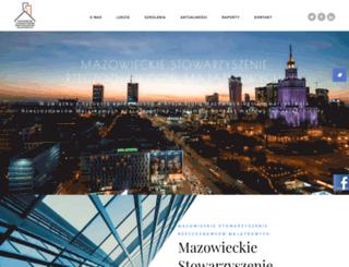 maz-srm.pl screenshot