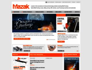 mazakeu.com screenshot