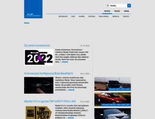 mazdaspeed.pl screenshot