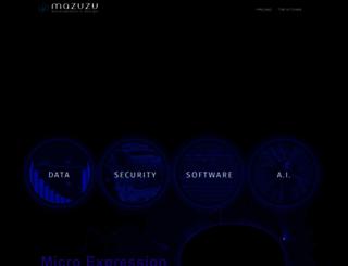mazuzu.com screenshot