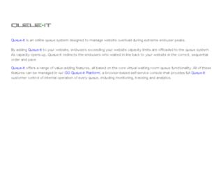 mbayaq.queue-it.net screenshot
