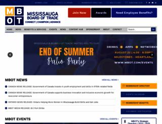 mbot.com screenshot