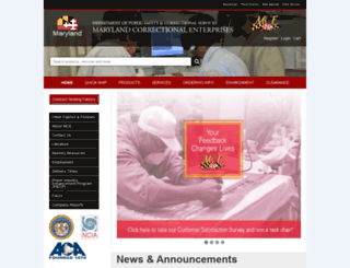 mce.md.gov screenshot