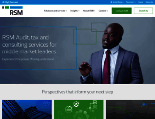 mcgladrey.com screenshot