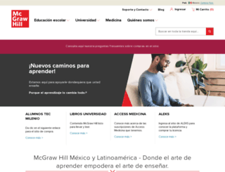 mcgraw-hill-educacion.com screenshot