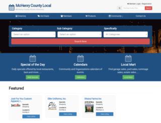 mchenrycountylocal.com screenshot