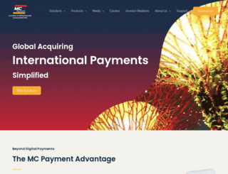 mcpayment.com screenshot