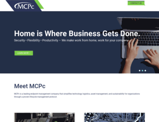 mcpc.com screenshot