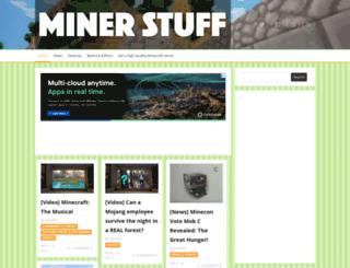 mcpeuniverse.com screenshot