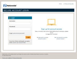 mcservicing.nationwide.com screenshot