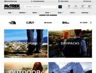mctrek.de screenshot