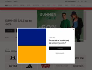 md-fashion.com.ua screenshot