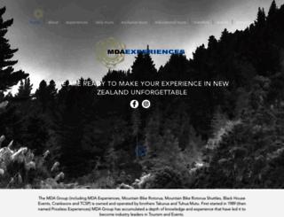 mdanz.com screenshot