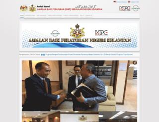 mdkb.kelantan.gov.my screenshot
