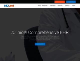 mdland.com screenshot
