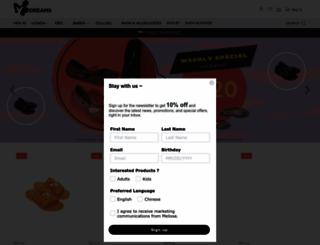 mdreams.com screenshot