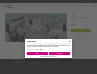 mds-partner.com screenshot