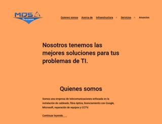 mdstelecomm.com screenshot