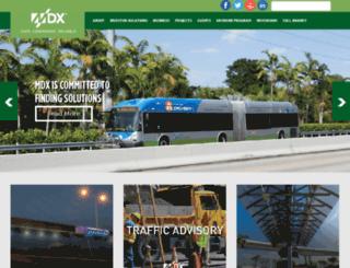 mdx.quantasy.com screenshot