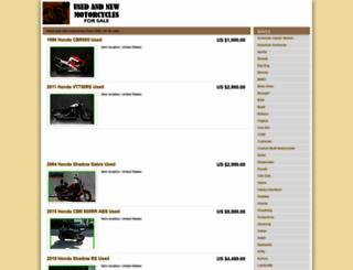 me-moto.com screenshot
