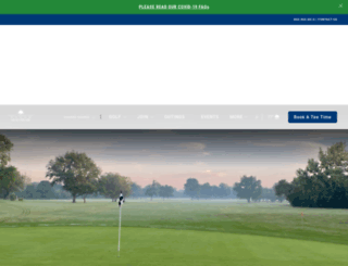meadowlark.forestpreservegolf.com screenshot