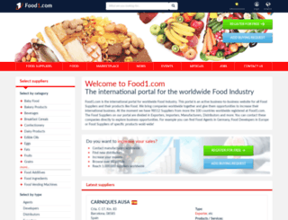 meat1.com screenshot