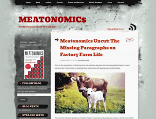 meatonomics.com screenshot