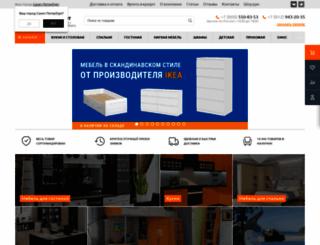 mebelmarket.su screenshot