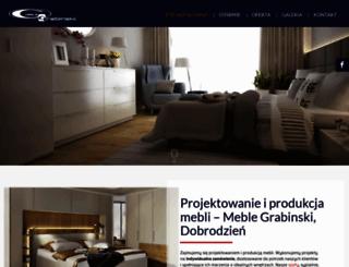 meblegrabinski.pl screenshot