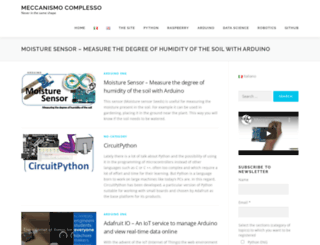 meccanismocomplesso.org screenshot