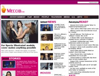 meccid.com screenshot