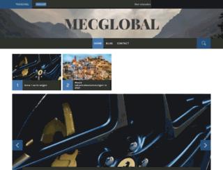 mecglobal.nl screenshot