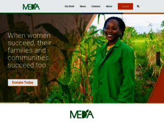meda.org screenshot