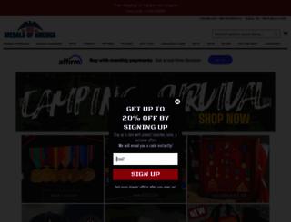 medalsofamerica.com screenshot