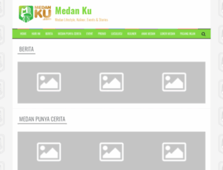 medanku.com screenshot