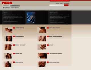 medapharma.com.tr screenshot