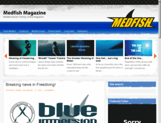 medfish.com screenshot
