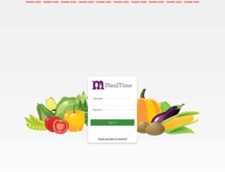 medford38tr.mealtime5.com screenshot