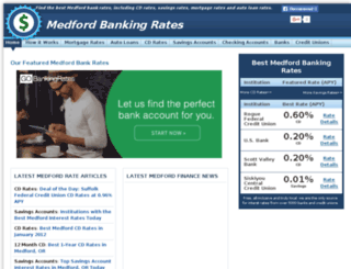 medfordbankingrates.com screenshot