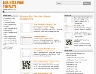 media-directory.org screenshot