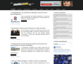 media-web.fr screenshot