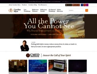 media.myss.com screenshot