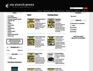 media.nostarch.com screenshot