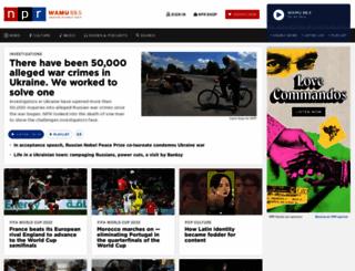 media.npr.org screenshot