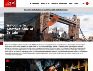 media.visitbritain.com screenshot