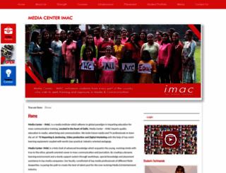 mediacenterimac.com screenshot