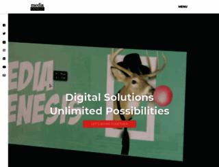mediag.com screenshot