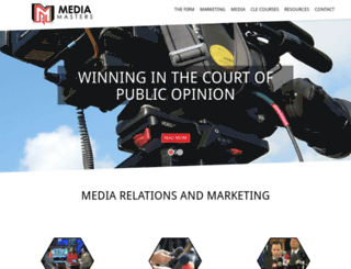 mediamastersonline.net screenshot