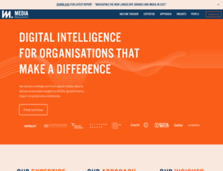 mediameasurement.com screenshot